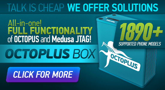 New Octoplus Box with integrated JTAG interface is out