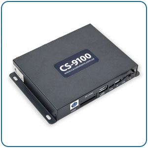 CS9100 based navigation systems