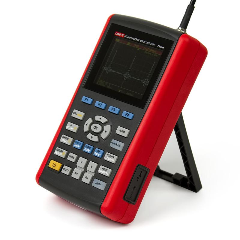 Цифровой осциллограф UNI-T UTDM 11025CL