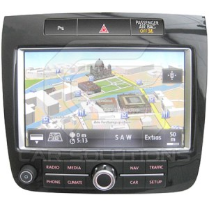 RNS850 head unit