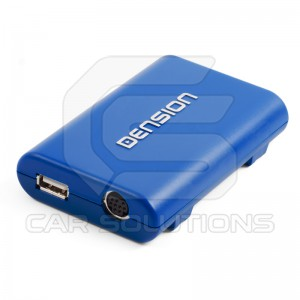 Автомобильный USB/iPod/iPhone-адаптер Dension Lite BT