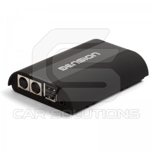 Автомобильный USB/iPod/iPhone-адаптер Dension Pro BT