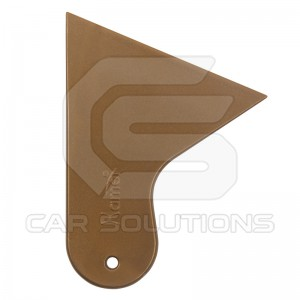 Scraper for solar film or car stickers