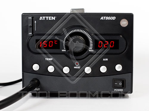 ATTEN AT860D Hot Air Rework Station