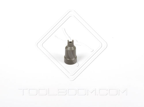 Nozzle with boards