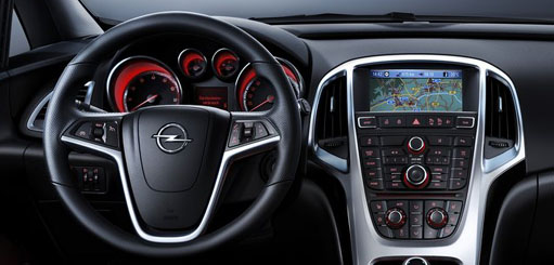 Video interface for Opel / Buick