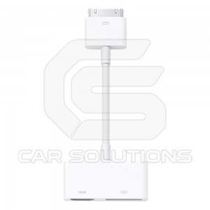 Adaptador para iPhone/iPod. 30 Pines a HDMI (MD098ZM/A)