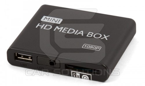 Car Multimedia Full HD Player