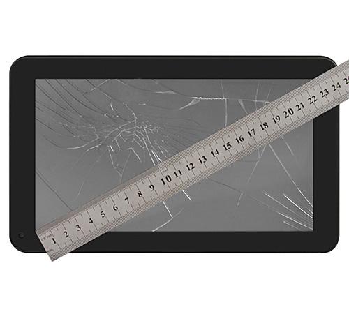 new authentic wholesale huge inventory Amplio surtido de cristales táctiles para tabletas chinas ...