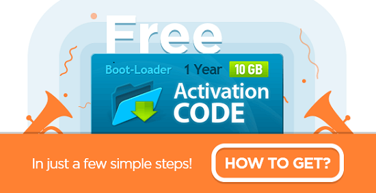Get Boot-Loader v2.0 Activation Code for the Whole Year!