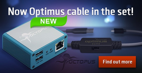 Renewed Octopus Box Cable Set