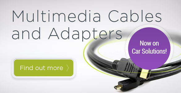 Multimedia cables and adapters