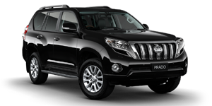 Interfaz de video  con el módulo de navegación integrado para Toyota Land Cruiser Prado 2014-