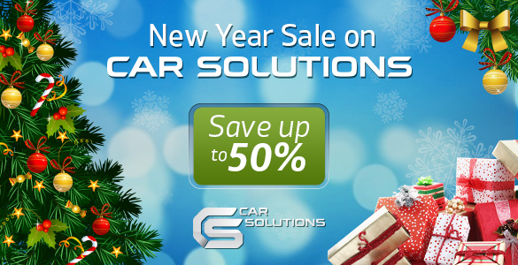 Car Solutions New Year Sale