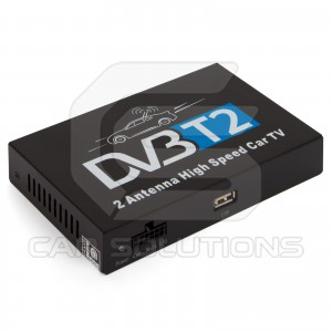 Car DVB-T2 TV Receiver with PVR Function