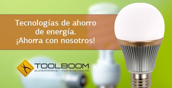 Tecnologías de ahorro de energía. ¡Ahorra con nosotros!