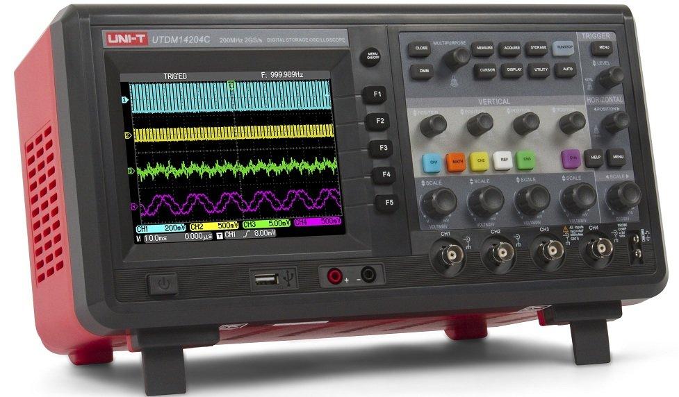 UNI-T UTDM 14204C