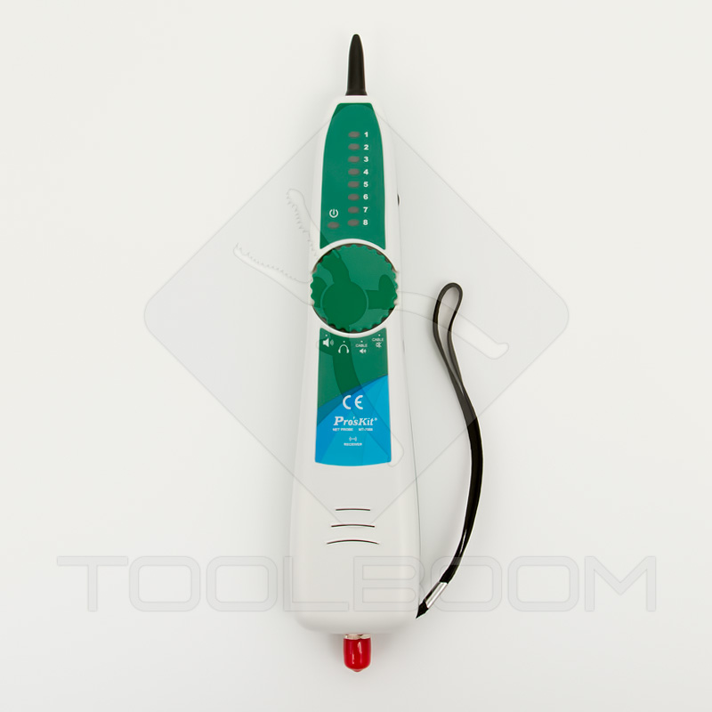Receptor del probador de redes de telecomunicaciones ProsKit MT-7068