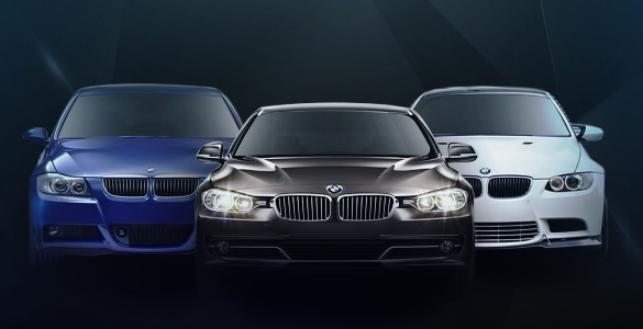 Different BMW systems