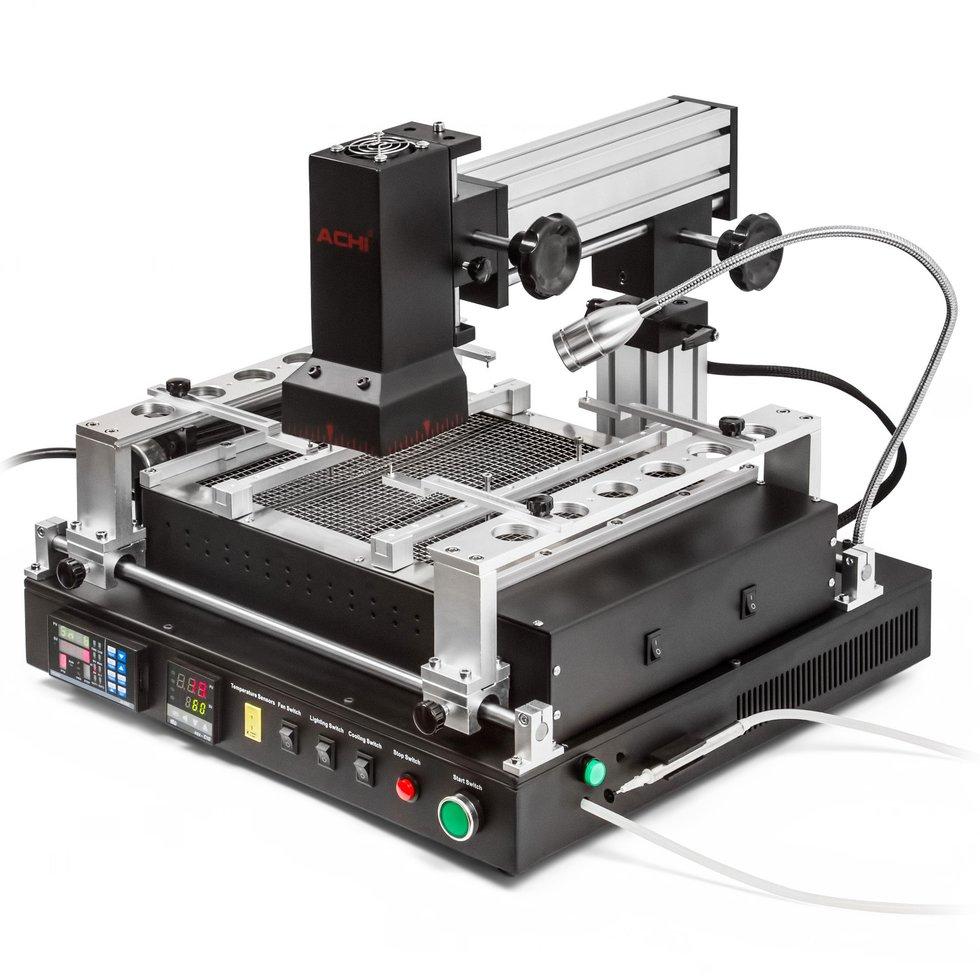 ACHI IR PRO SC Infrared Rework Station