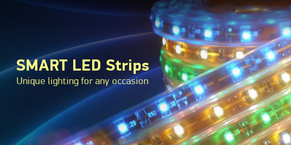 SMART strips and controllers