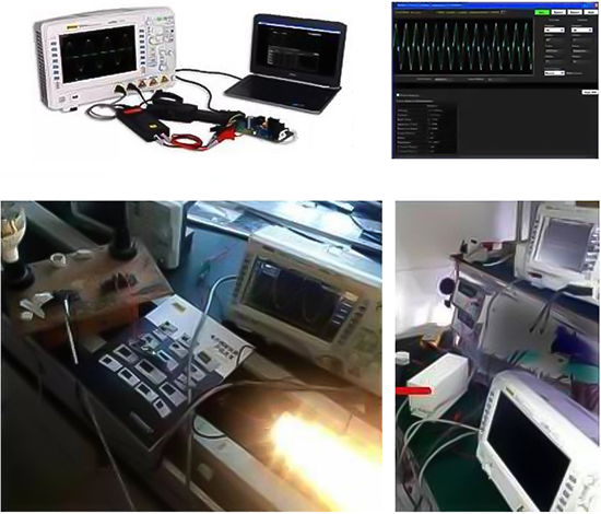 RIGOL Power Supply Test System