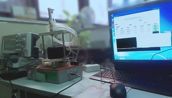 Модуль-приймач пульта дистанційного керування (тестування в автоматичному режимі перед введенням в експлуатацію)