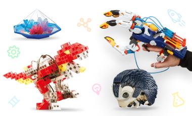 STEM-игрушки