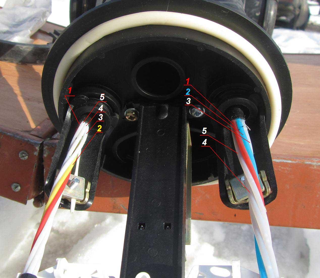 Optical Fiber Preparation