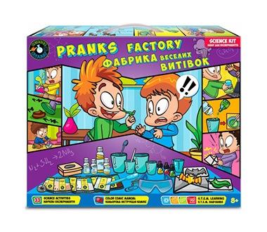 Science Agents Фабрика веселых проделок