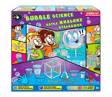 Science Agents Наука мыльных пузырей