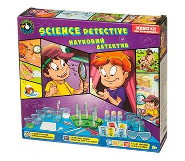 Science Agents Научный детектив