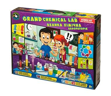 Science Agents Большая химическая лаборатория