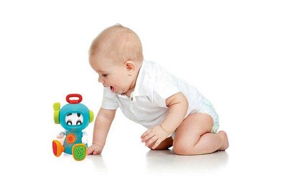 Infantino Sensory Discovery Robot