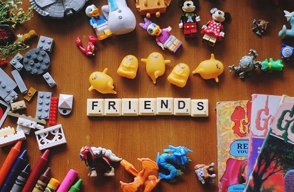 LEGO – это детство