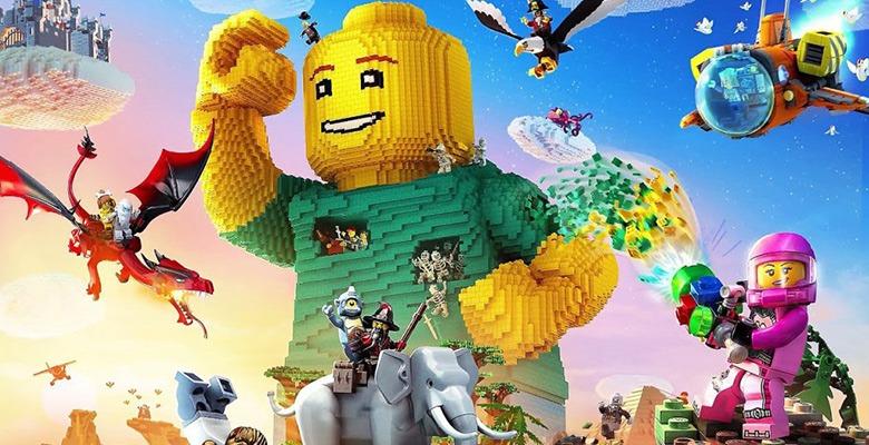 LEGO и видеоигры