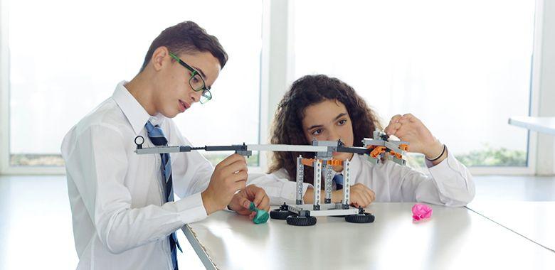 Конструктор ENGINO STEM - Закони Ньютона