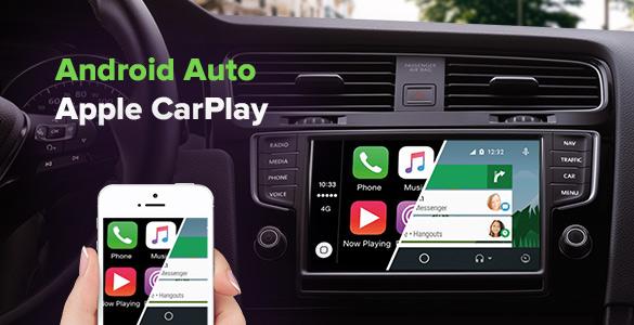 Адаптеры для камер с CarPlay и Android Auto – нет, вам не показалось!