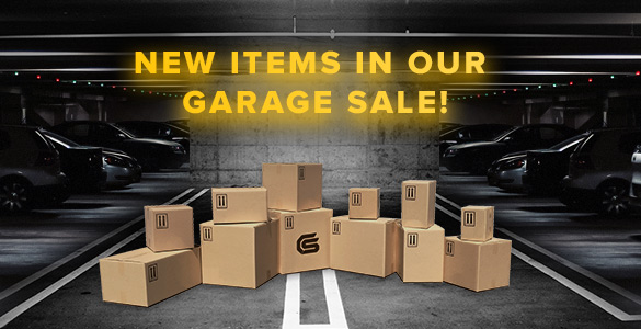 Save on Car Electronics at Our Garage Sale