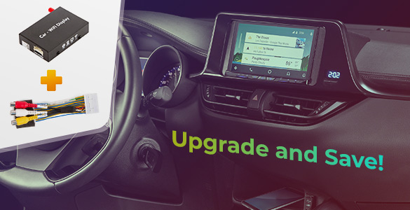 We've Got What You Crave – Upgrade and Save!