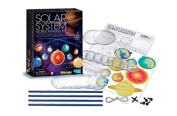 Конструктор 4M 3D-макет сонячної системи