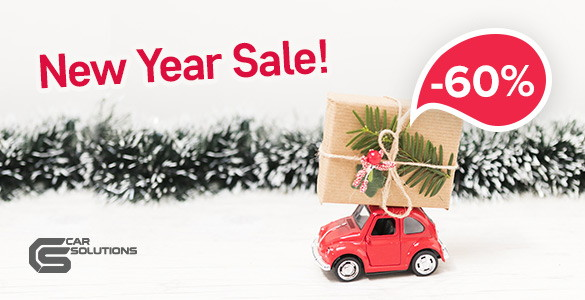 New Year Discounts Just for You, Save Up to 60%!