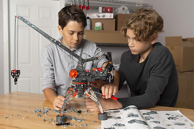 Erector by Meccano Kits