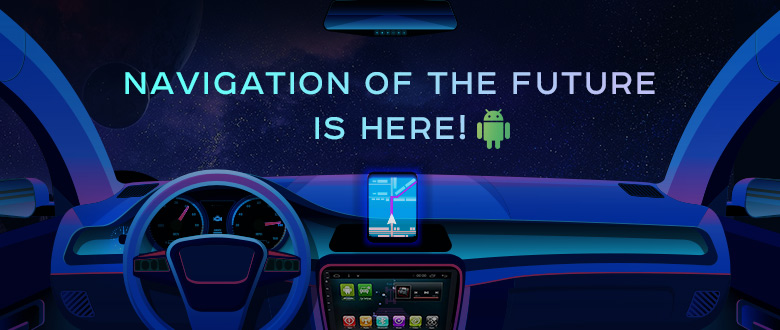 Universal Navigation with 6 Core Processor: The Future Is Here!