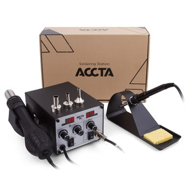 Hot Air Rework Station Accta 301