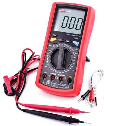Цифровий мультиметр UNI-T UTM 170A (UT70A)