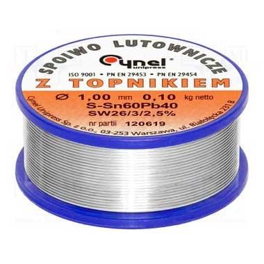 Припій Cynel LC60-1.00/0.1