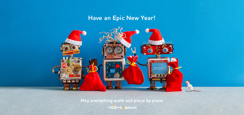 Have an Epic New Year!