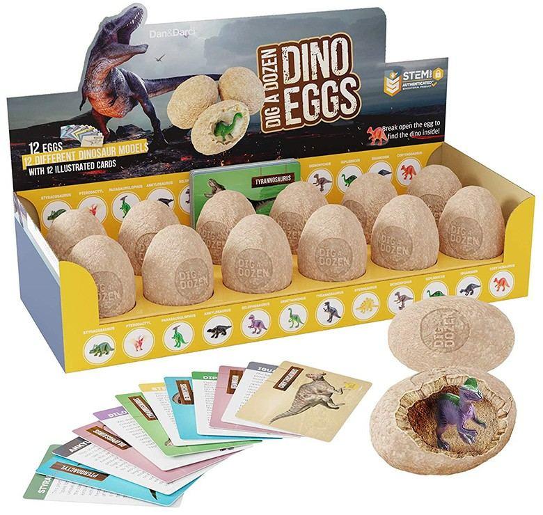 Dig a Dozen Dino Eggs
