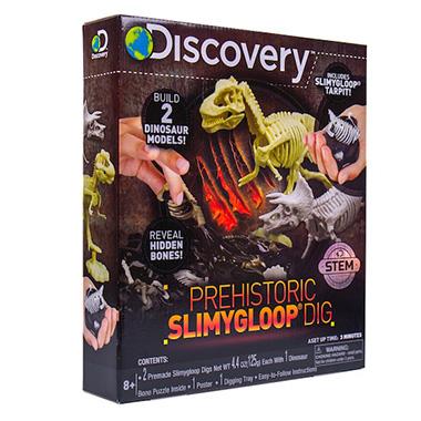 Discovery Prehistoric SLIMYGLOOP® Dig